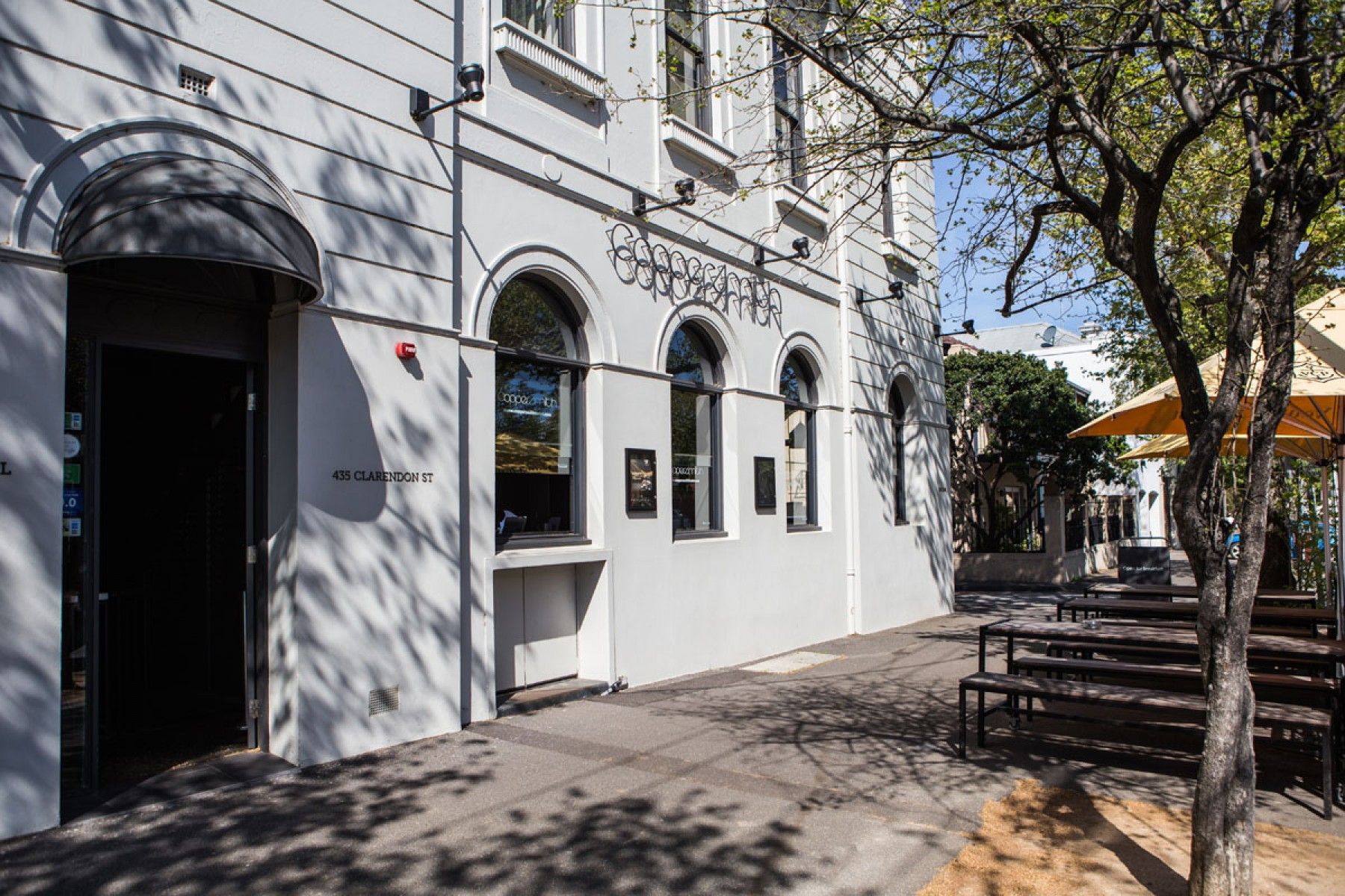 Coppersmith Hotel South Melbourne Accommodation